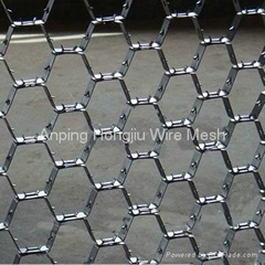 stainless steel hex matel