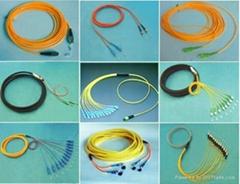 E2000 to E2000 Fiber Patch Cable