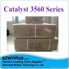 High Quality Cisco Catalyst 3560X Switch WS-C3560X-48T-S
