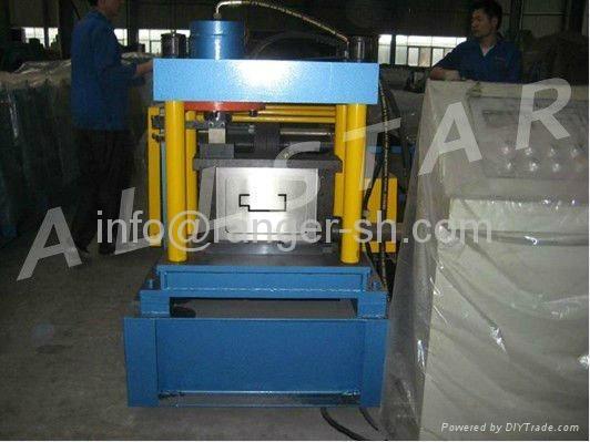 door frame forming machine 1