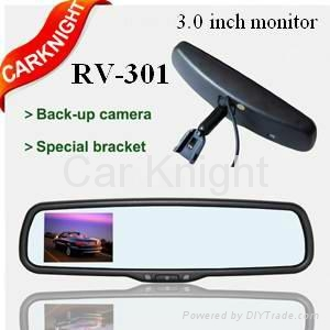 rearview mirror monitor 2