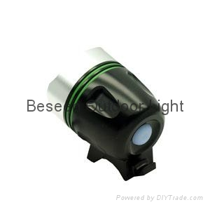 LED Bicycle Front Light CREE 1000lm Waterproof 2