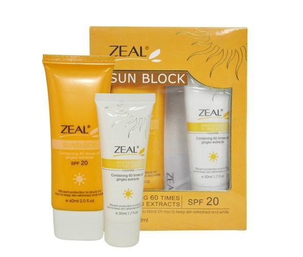 Sunscreen Cream 1