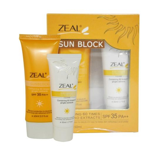 Sunscreen Cream 2