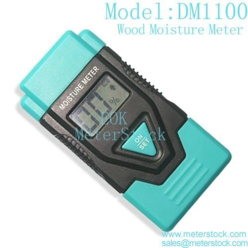 Wood Moisture Meter DM1100 1