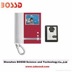 2012 Hottest Selling Video Door Phone