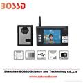 TFT LCD 3.5'' wireless intercom system camera 2