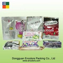 Standup dry fruit packaging bag