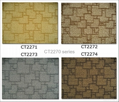 Polypropylene Plain Carpets Hotel Carpet