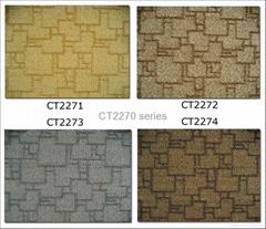 Polypropylene Plain Carpets Hotel Carpet