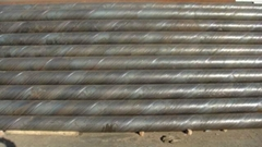 SSAW spiral welded pipe