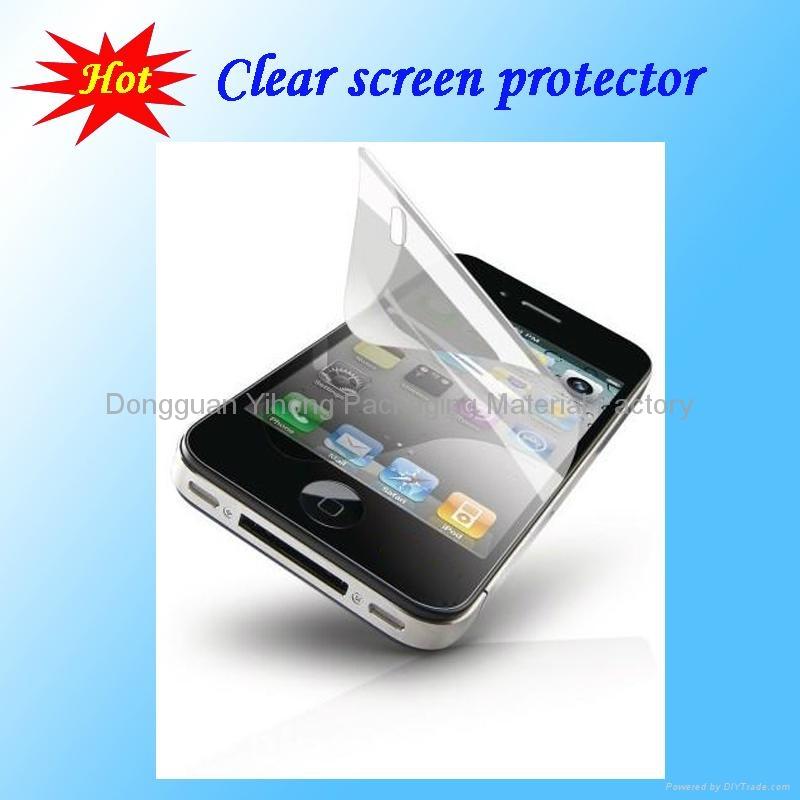 iPhone4 screen protector 1