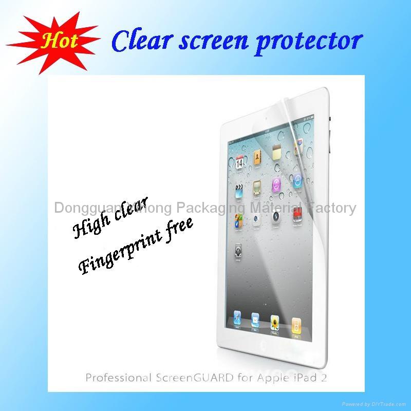 iPhone4 screen protector 2