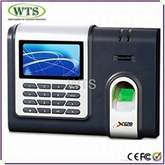 Standalone Fingerprint Time Attendance Recorder