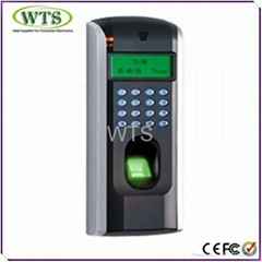 Fingerprint Access Control with Time Attendance TCP/IP