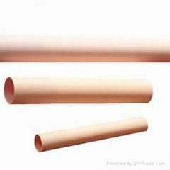 Top quality alumina ceramic tube uased in furnace
