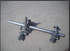 焊槍調節機構