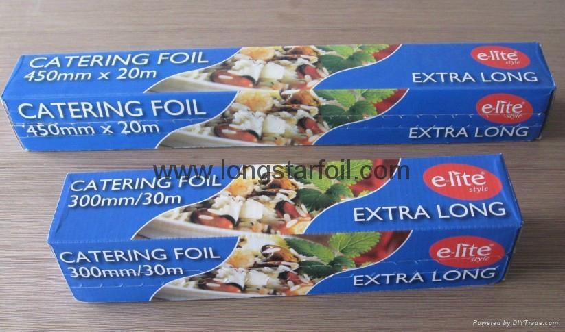 Household aluminium foil rolls 5