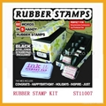 Rubber Stamp Kit 1