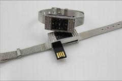 Creative USB Fash Driver Watch For 2G/4G/8G/16G/32G