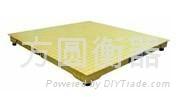 1.5X1.5米单层电子地磅