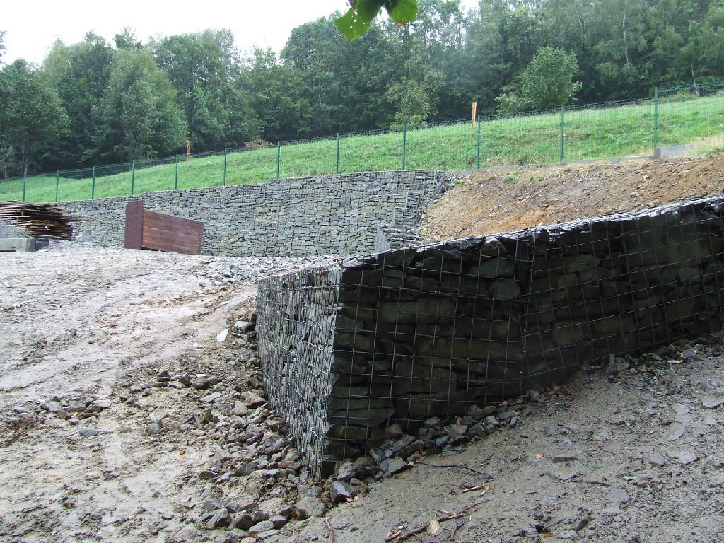 电焊石笼网 3