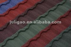 Stone Granules Coated Metal Roof Tile/SONCAP