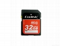 32GB SD card for digital camera 1
