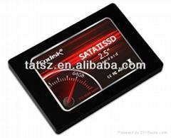 "2.5"" SATAII SSD"