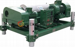 Drilling Mud Decanter Centrifuge