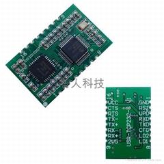 SMD貼片串口轉以太網模塊