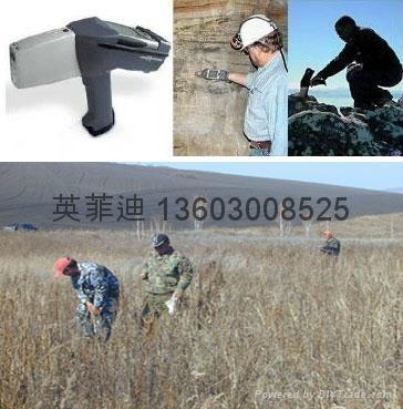 美國伊諾斯便攜式土壤重金屬檢測儀 1