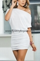 Flyway Classic Short Sleeve Mini Dress