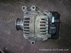 雷諾風景發電機汽車配件拆車件