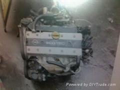 歐寶威達發動機汽車配件拆車件