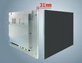 P6室內全彩壓鑄鋁LED顯示屏箱體尺寸480X480  1