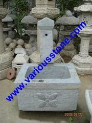 Various Stone-Fountain