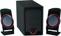 panel for 2.1 subwoofer speaker