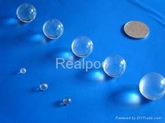Optical ball lens,half ball lens (BK7,Fused silica)