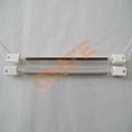 半镀白碳纤维石英加热管 1