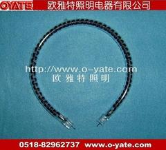 环形碳纤维石英加热管