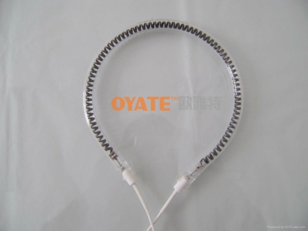 梨形碳纤维加热管 1