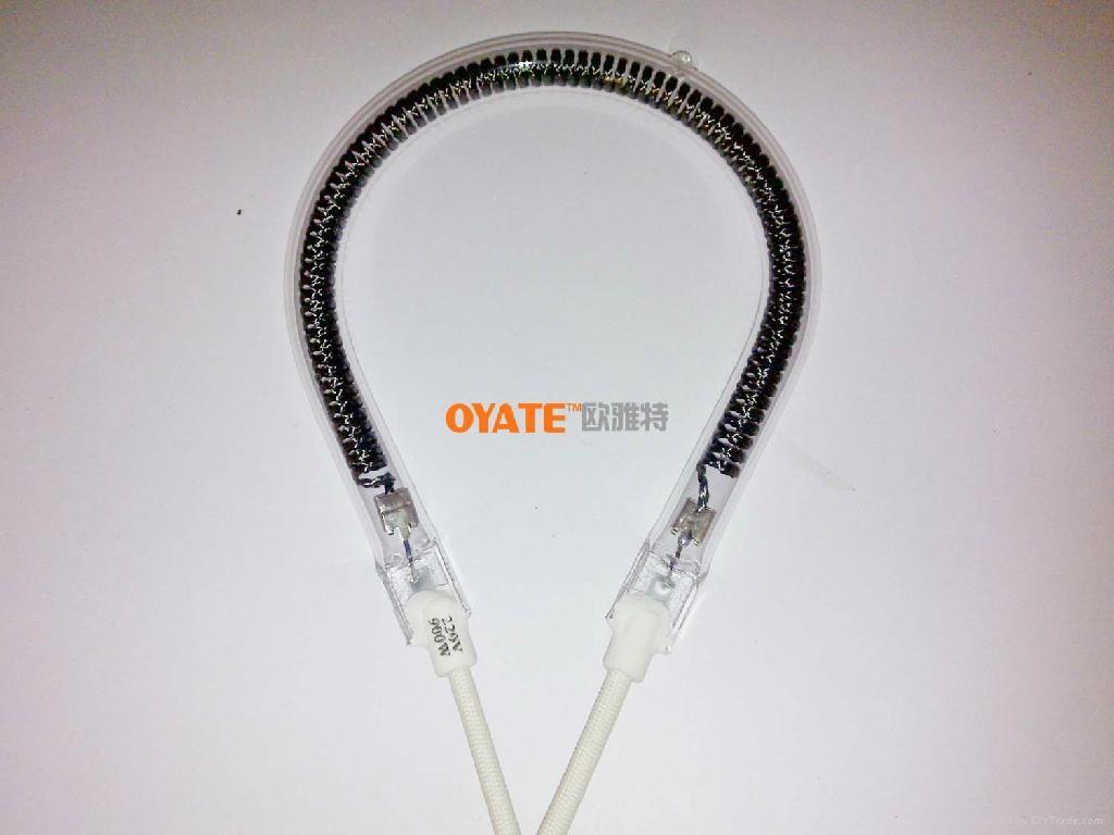 梨形碳纤维加热管 2
