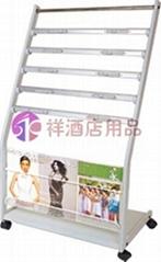 专业厂家出售#超低价质量优T江门报刊架