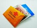 wallet tissue