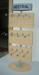 Glove Display Rack