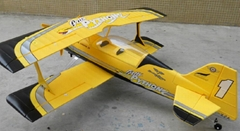 Pitts s12 1400mm electric rc plane