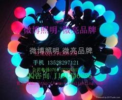 LED球泡燈串