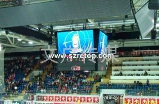 戶內LED顯示屏廣告 3
