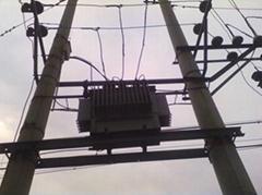 京湖电器出售油浸式变压器